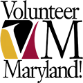 Volunteer Maryland Logo
